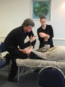 Sports massage course