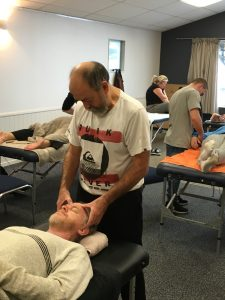 massage course Invercargill North New Zealand