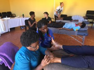Massage Course in Namibia