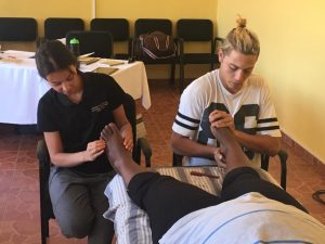 Fast track massage course