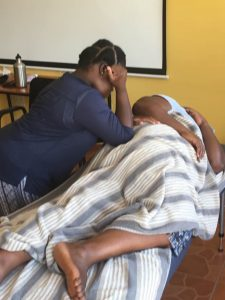 deep tissue massage course in Africa
