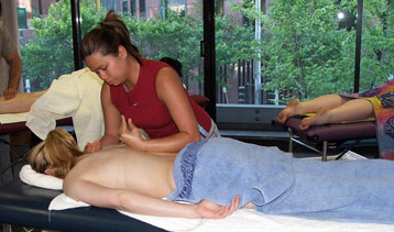 Montreal Massage Courses