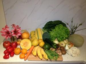 nice vegetarian foods