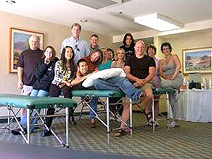 Raynor massage school Kansas